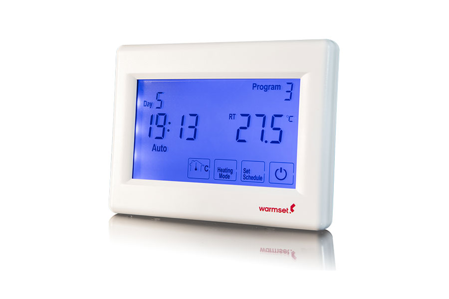 Touch Screen Thermostat Wifi   WTR8200