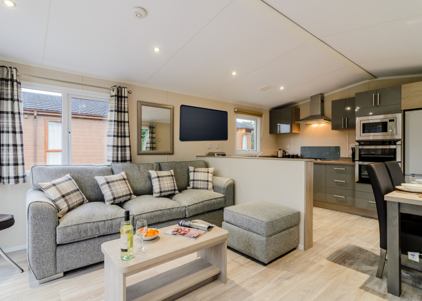 Mobile Home Heating for RVs and Caravan